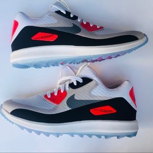 NEW NIKE AIR ZOOM 90 IT MENS GOLF SHOES size 11.5